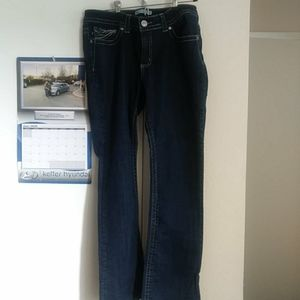 Hardly worn Blue jeans
